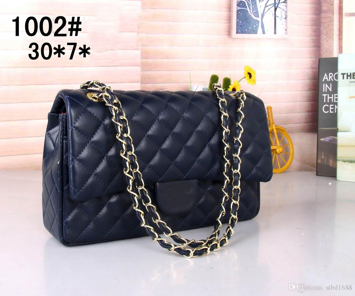 2018 Hot Sell Newest Style Classic Fashion Bags Women Handbag Bag Shoulder  Bags Lady Small Chains Totes Handbags Bags  1002 Handbag Sale Handbag Brands  From ... 80ce40b6bec34