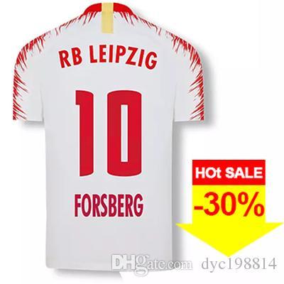 2019 2017 2018 LEIPZIG RB Home Away WERNER KEITA SABITZER POULSEN Soccer  Jerseys 17 18 CAMISETAS FORSBERG AUGUSTIN BERNARDO Football Shirts From  Dyc198814 45e172c7a