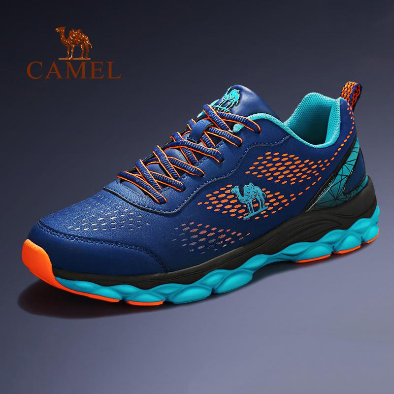 7e008fdec513b CAMEL New Men's Running Shoes Casual Lightweight Breathable Mesh Shock  Absorption Fishing Outdoor Sports Sneaker C18111901