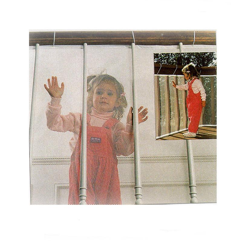 Baby Balcony Safety Nets Kids Fence Child Safety Products Children Stairs  Protect Nets Size 200/300x74cm Hot Balcony Safety Balcony Safety Neing  Safety ...