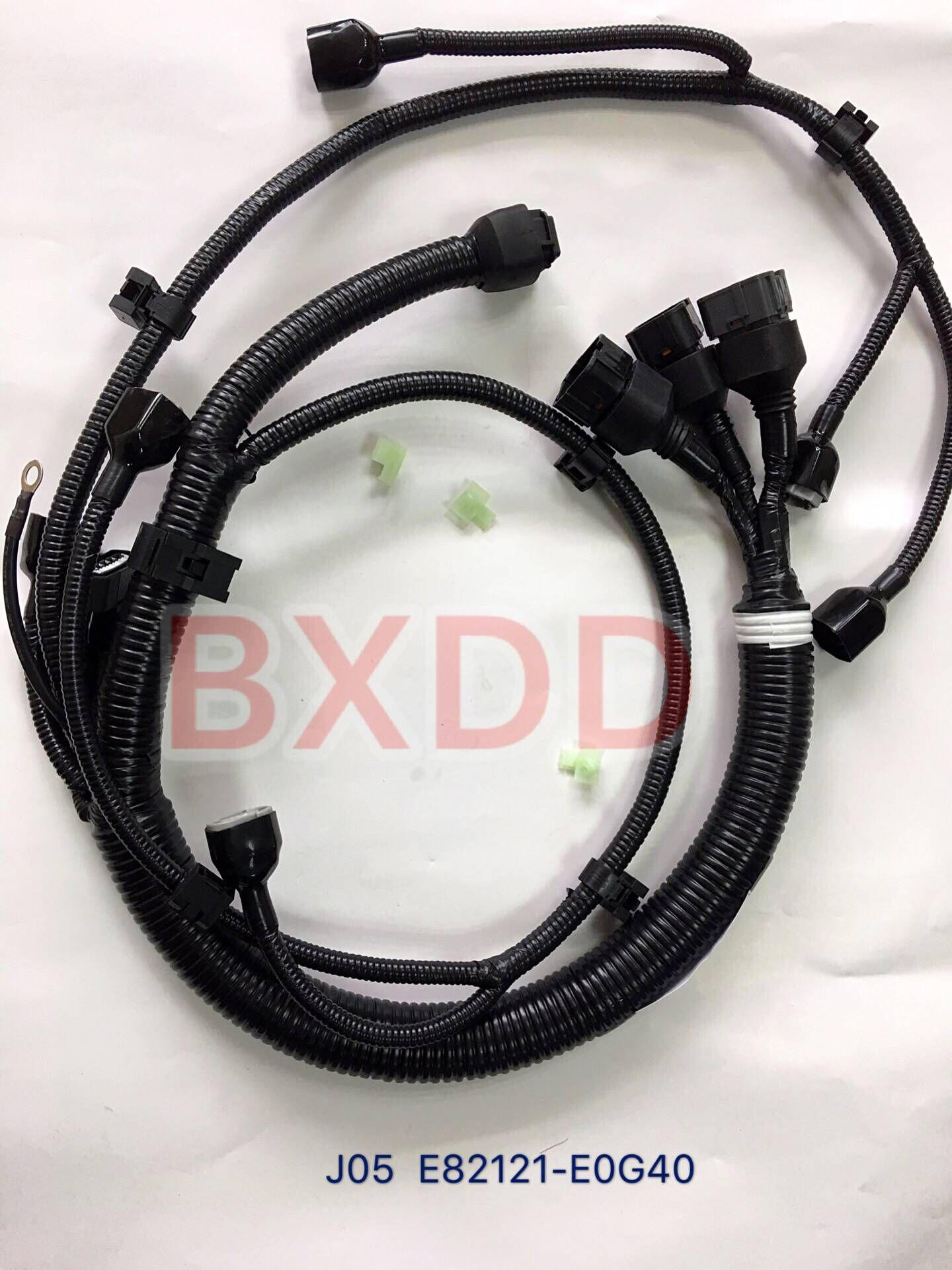 2018 Kobelco Excavator Wiring Harness 82121 Eog40 Engine Harnesses For Cars Sk250 8 Assy Vh82121e0g60 From Ada189001