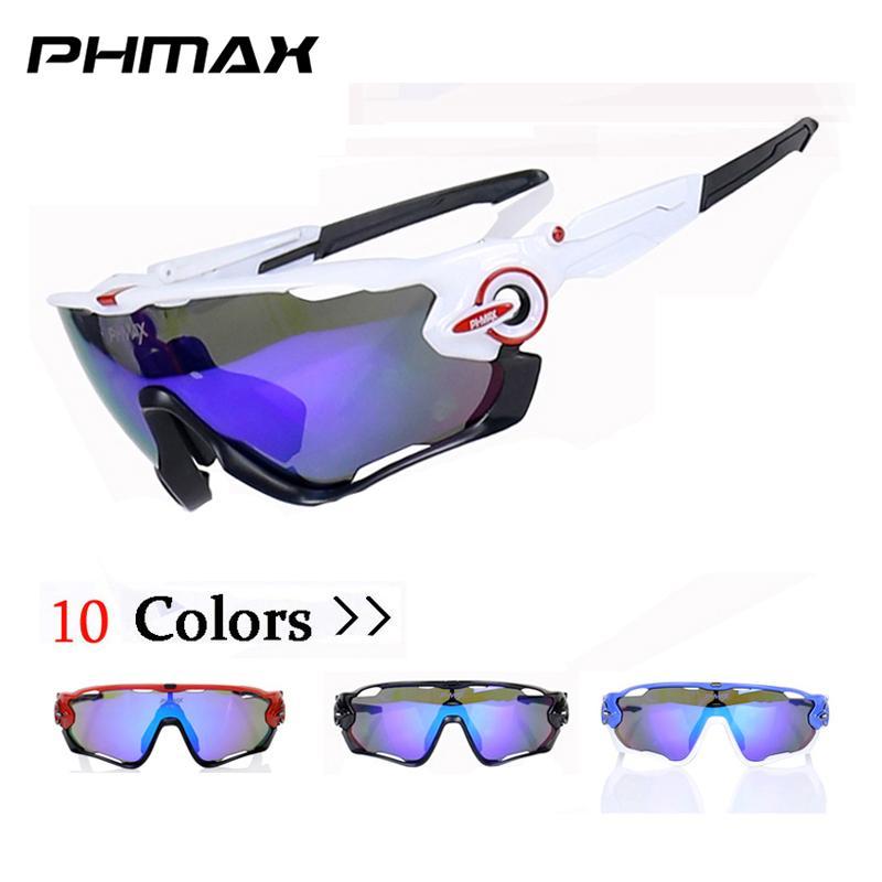 4ceb9fe68383c Compre Phmax Mais Popular Tr90 Quadro Óculos De Sol Da Bicicleta Para  Ciclismo Eyewear Ciclismo Óculos Óculos De Sol Da Bicicleta Equitação Óculos  De ...