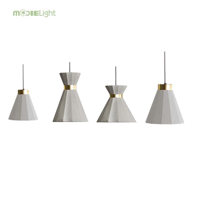 Acquista Mooielight LED E27 Moderne Lampade A Sospensione Lampada ...
