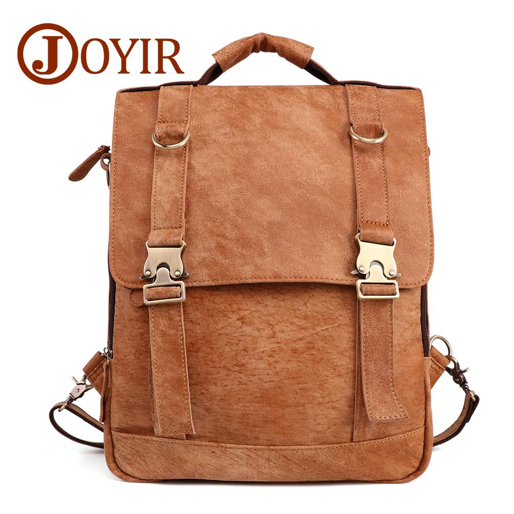 47bf19dca2 Wholesale Men Genuine Leather Backpacks Vintage Casual Daypack Men Leather  Travel Rucksack Tote Laptop Business Backpack Mochila Bag 6408 Cute  Backpacks ...