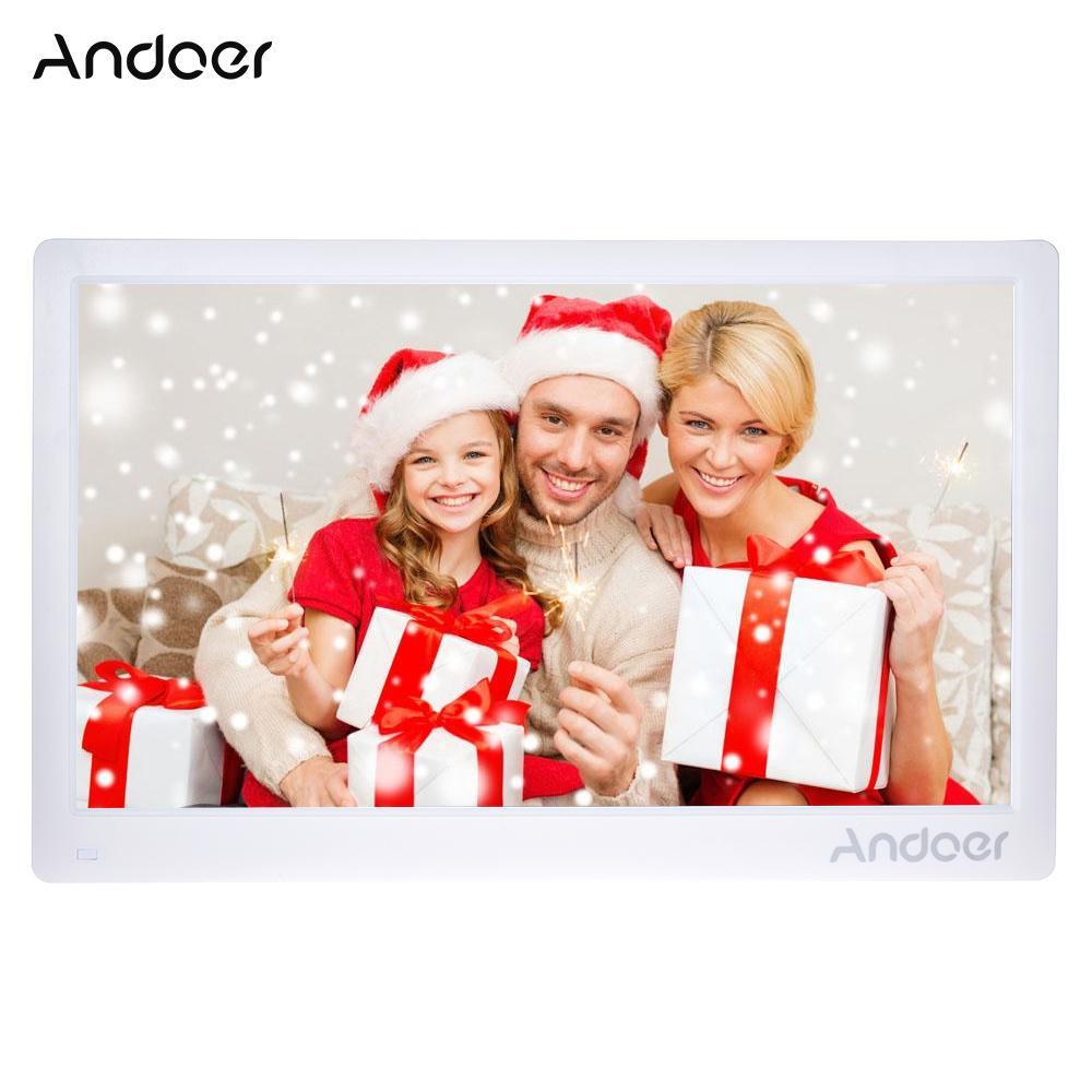 Großhandel Andoer 17zoll Digital Bilderrahmen Full View Ips ...