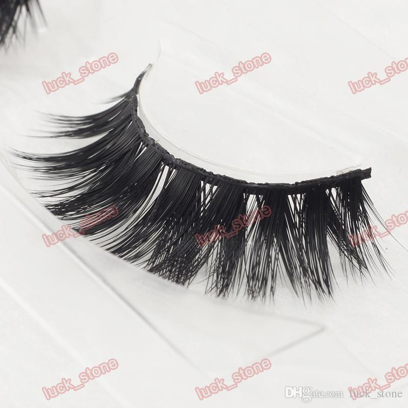 25 Model Super Thick Special Stage Design 3d Mink Hair False