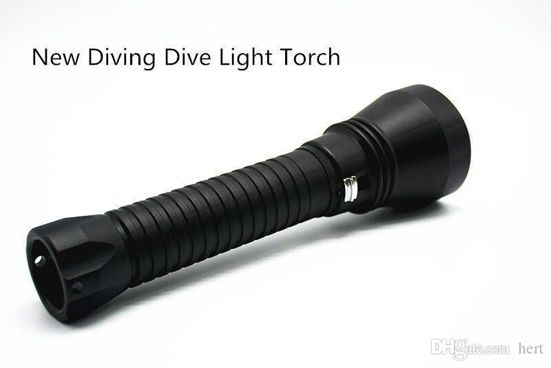 Professional diving manufacturers hunting patrol search XHP70 super light diving camping caving flashlight