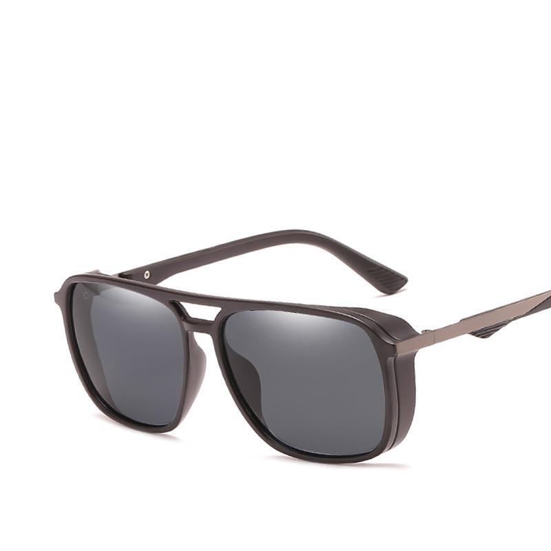 Fashion Pilot Sunglasses Men 2018 Matal Frame Luxury Brand Designer Retro  Driving Glasses for Male Oculos De Sol Masculino Uv400 Sunglasses Cheap  Sunglasses ... ecdc604e65