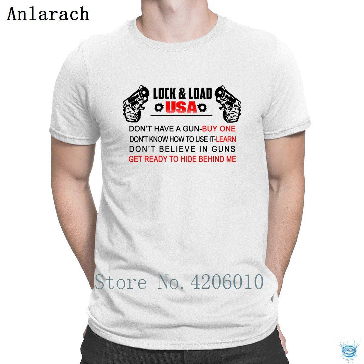 Usa Don T Have A Gun Buy One Tshirts Leisure Short Sleeve Anti