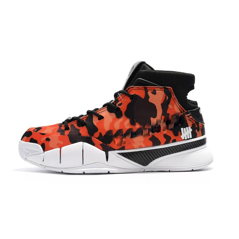 9c48d759d2cb 2019 Cheap 2018 New Kobe 1 Protro Basketball Shoes X Undefeated Devin  Booker Camo Red Flame Zoom Air KB ZK1 Sneakers For Men With Original Box  From ...