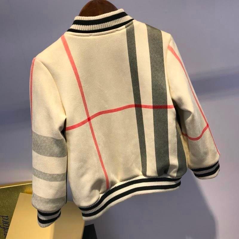 3ade6b3663e7 Children s Garment 2018 Autumn And Winter New Pattern Child Loose ...