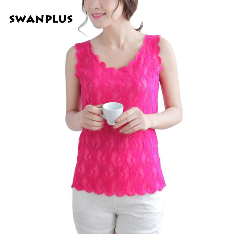 0c8ea6762bc Womens Sexy Lace Blouse 2018 Summer New Style Female Fashion Tops ...