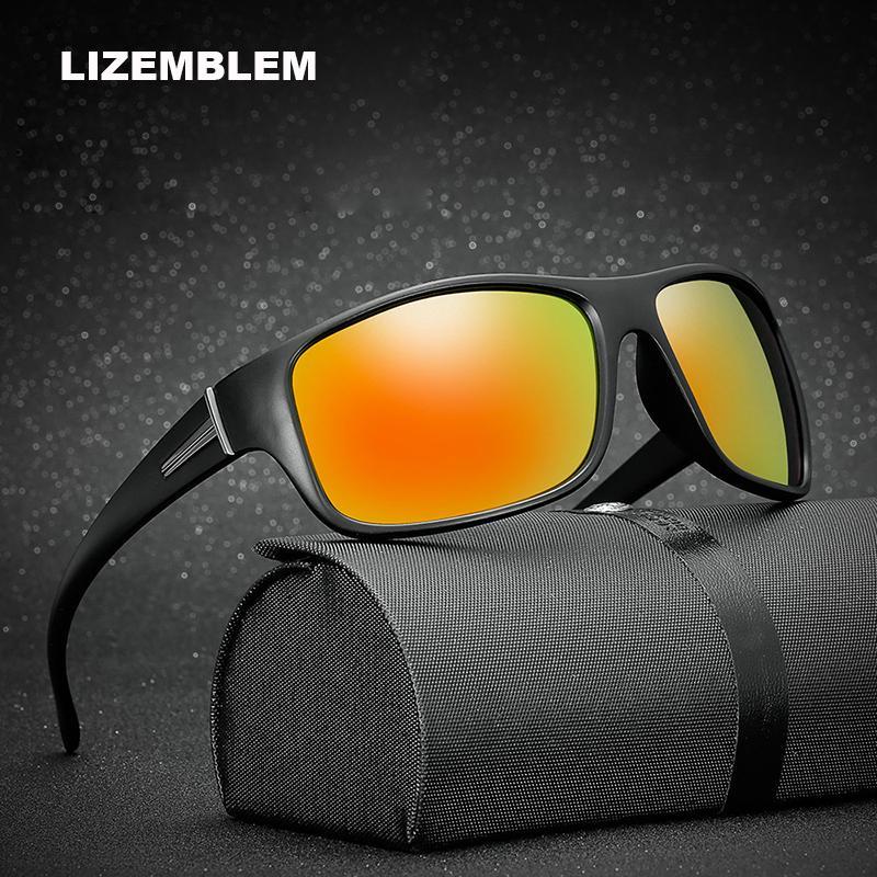 7b74fd11ce Compre Clásico Negro Gafas De Sol Polarizadas Hombres / Mujeres Lente  Vintage Gafas De Sol Hombre Conducción De Automóviles Visión Nocturna Gafas  Para ...