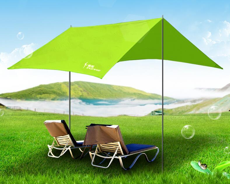 Super Marquee Canopy Tent Gazebo Camping Beach Camping Outdoor Awning Anti  Uv Lightweight Tents Coleman Tent From Pretty05, $127.2| Dhgate.Com