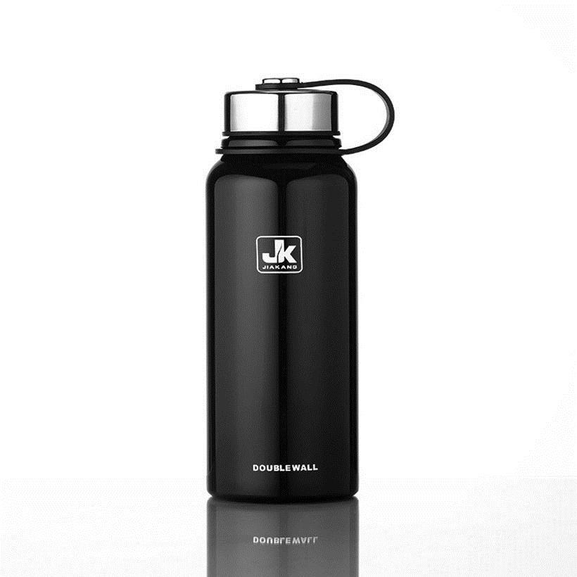 2eb1511227 2019 Large Capacity 600ML 800ML Stainless Steel Space Insulation Sport Water  Bottle Vaccum Flasks Thermo Travel Water Bottles C18110301 From Shen8402,  ...