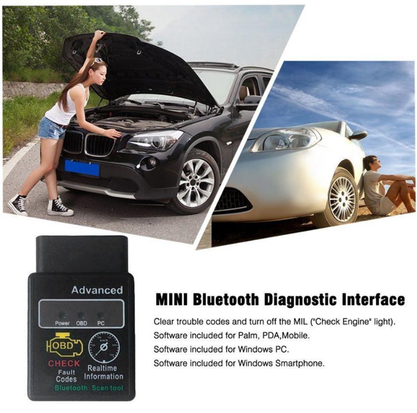 ELM327 Bluetooth OBD Scan tool Vgate Super OBD Scan mini elm327 Bluetooth OBDII OBD2 Auto Diagnostic intercace V1.5 Version 1.5 GGA71