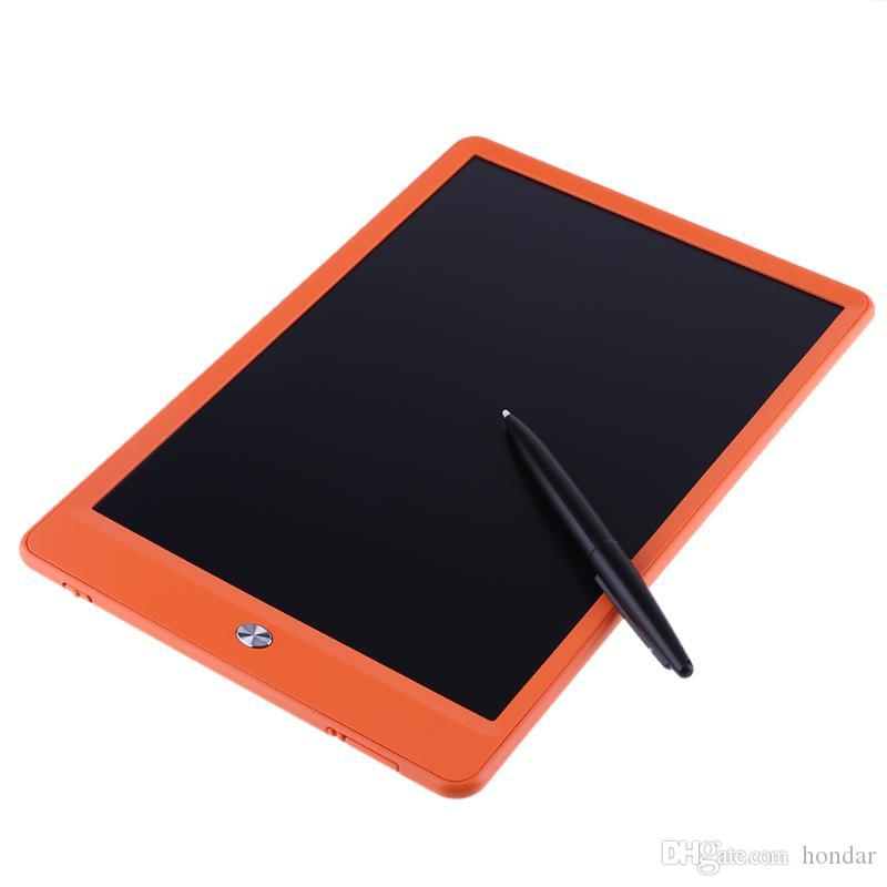 Hottest Free shipping 10 inch lcd writing board Graphic lcd writing pad With Stylus Pen lcd writing tablet