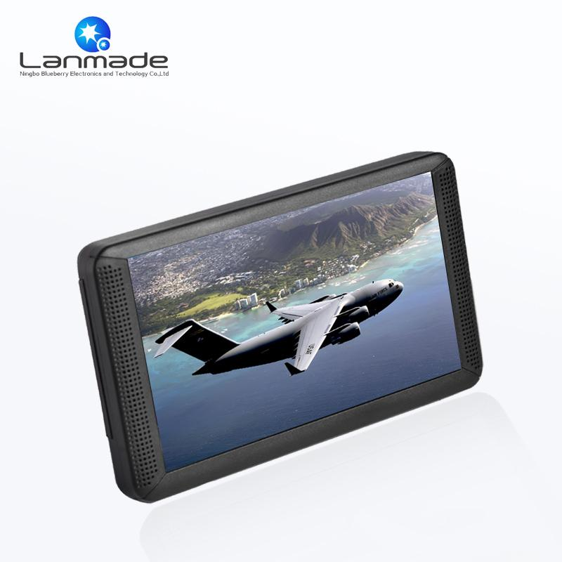 2019 Portable Tv Screen With Usb Sd Card Slot 7 Inches Tft Lcd Color
