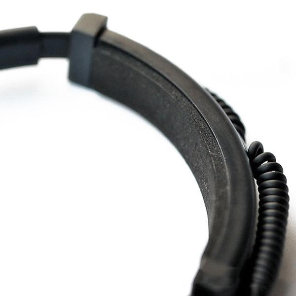 Gorge Vibration Mic Ecouteur Prise OTAN pour Radio CS O7W2