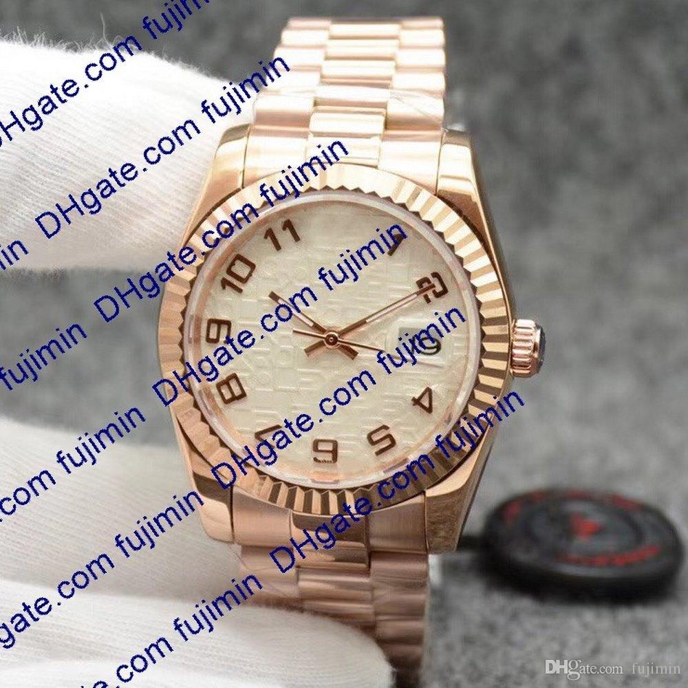 Automáticos Reloj Rose Movimiento Top Vender De Marca Hombres Lujo Just Rosa Oro Aa1313 0177 La Día Relojes 36mm N0vnwOm8