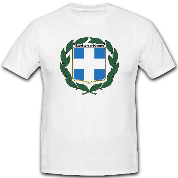 Griechenland Freiheit Oder Tod Wappen Logo Demo Patriot T Shirt  1921a  Tourist Shirts Of T Shirt From Yuxin002,  11.37  DHgate.Com c8b9ea5d9a