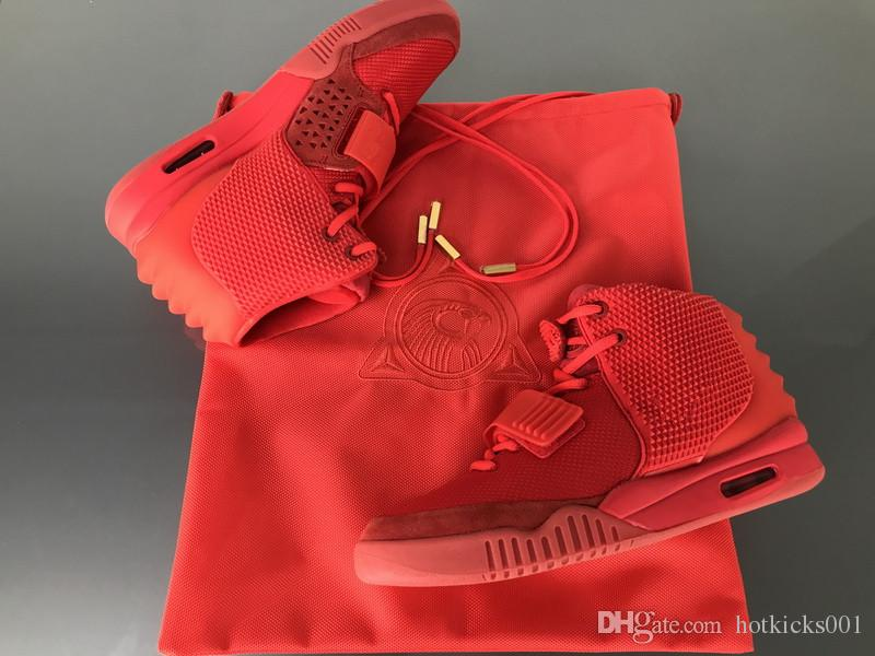 Solar Red NRG Pure Platinum SP Red October shoes 508214-660 size 7-12 Mens Basketball Shoes Made in china glow in dark Athletic Sneakers