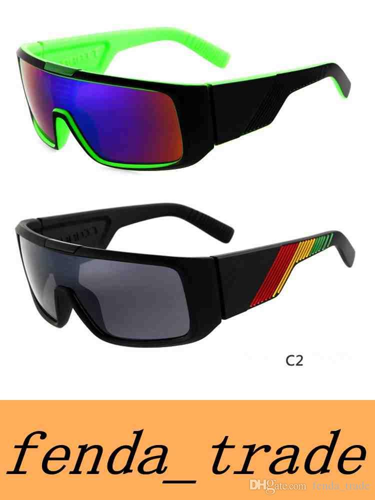 48fc99fb16 2018 NEW Hot Big Frame Sunglasses Outdoor Sport Cycling Sun Glasses ...
