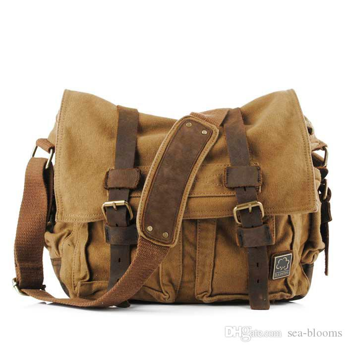 Vintage Camera Shoulder Bag with Removable Inserts for DSLR Cameras Video Outdoor Travel Photography Bag 5 Style Dual Purpose Bag G177S