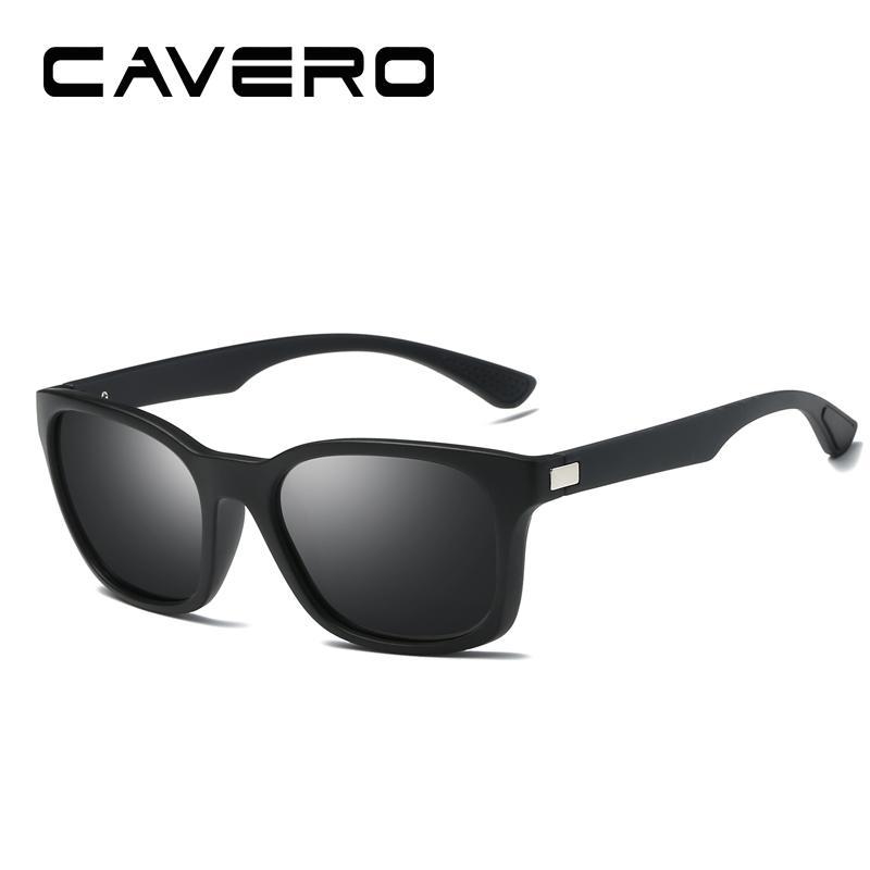 2d40a141b0 Compre CAVERO 2018 Unisex Retro Gafas De Sol De Aluminio Lentes Polarizadas  Gafas De Sol Vintage Gafas De Protección Solar Para Hombres / Mujeres UV400  ...