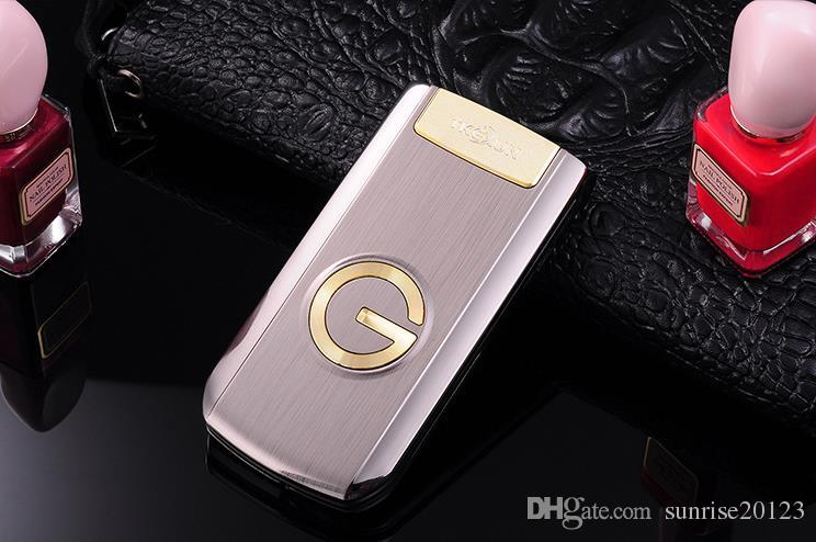 The new G3 clamshell machine, large font dual SIM dual standby mobile Unicom, men and women old gifts mobile phone