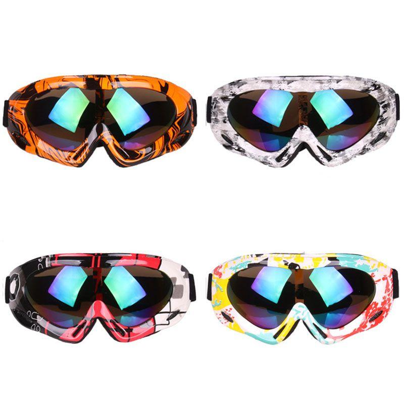 5d14e093892a Anti Impact Adult Ski Gear Goggles Windproof Sports Cycling Hiking Skiing  Eyewears Glasses UV400 Snow Goggles Ski Gear Goggles Adult Snow Goggles Ski  Snow ...