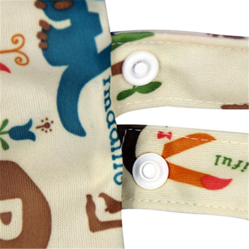 25 Stili Singolo Layer Baby Diaper Borse Borse da pannolino pannolino portatile Borsa da stoccaggio Singola Zipper Animale Stampa Pannolini Pannolini da pannolini Bag passeggino Borse da passeggio 16 * 20 c4379