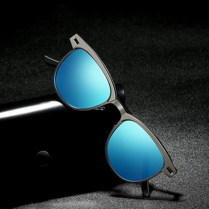 Compre Marca Unisex Retro Aluminio Gafas De Sol Polarizadas Lente Vintage  Gafas Accesorios Gafas De Sol Para Hombres   Mujeres 0911 A  18.6 Del Yidom  ... a0809c49246e