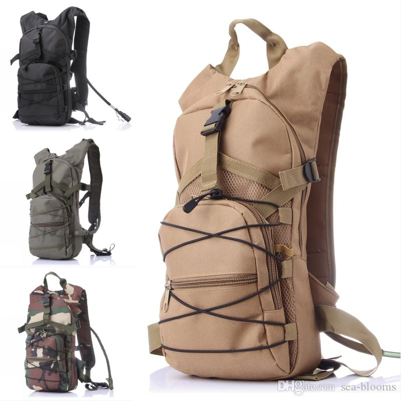 Military Tactical Backpack Outdoor Sports Water Bag Backpack Large ... f7b9b60e1bd09