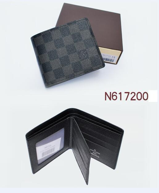 d1c08e739004 LOUIS VUITTON women men wallets men s and women s fashion brand wallets  real leather top quality free shipping
