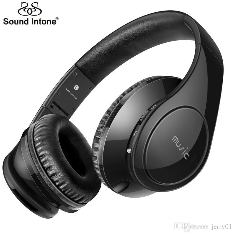 03a03452fae Sound Intone P7 Wireless Bluetooth Headphones With Mic Support TF Card High  Quality Stereo Bluetooth Headsets For IPhone Xiaomi Headsets For Phones  Wireless ...