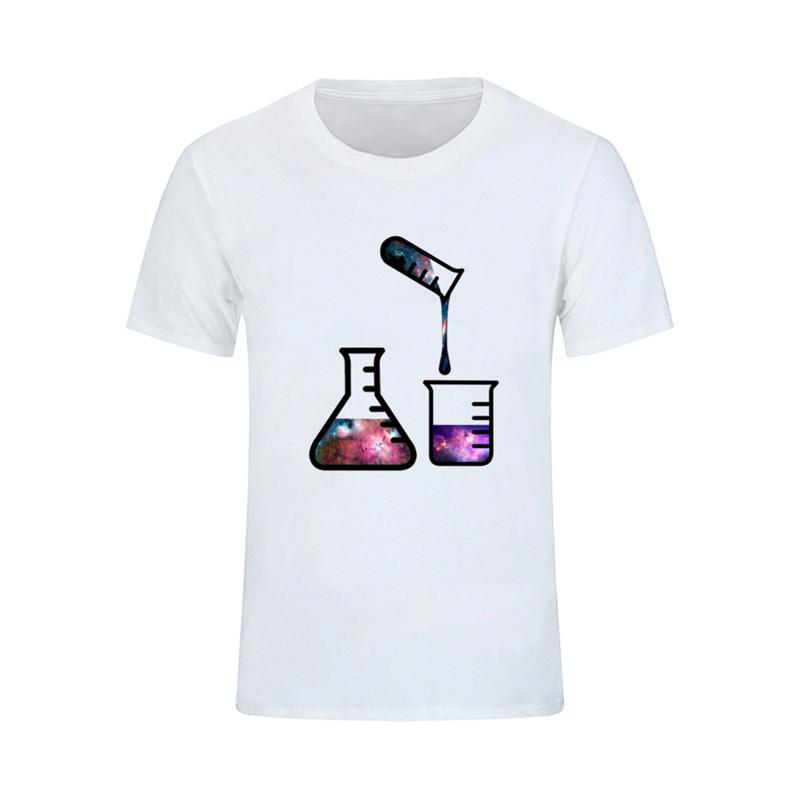 259516dab52 Hot Sale New 2018 Summer Men S Clothing T Shirts Space Science Cartoon  Print Men T Shirt Short Sleeve Casual Cotton T Shirt Men Shirts And Tshirts  Tee ...