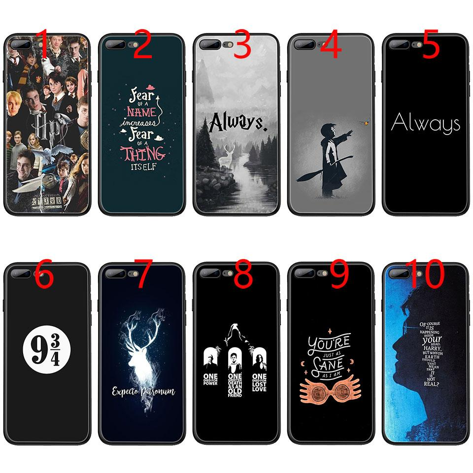 coques iphone 7 harry potter