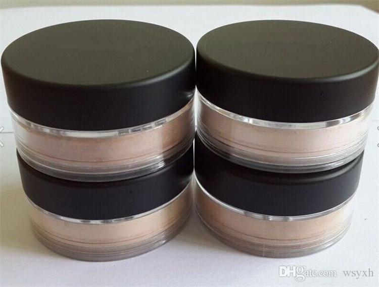 Neu Mineralien Pulver Original Foundation loses Pulver 8g C10 fair / 8g N10 ziemlich leicht / 8g mittel C25 / 8g mittel beige N20 / 9g Mineralschleier