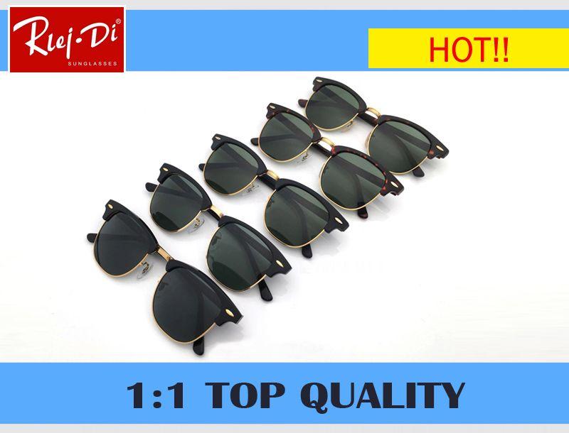 fae822451 RLEI DI Driving Sunglasses for Men Classic Club Fashion Design ...