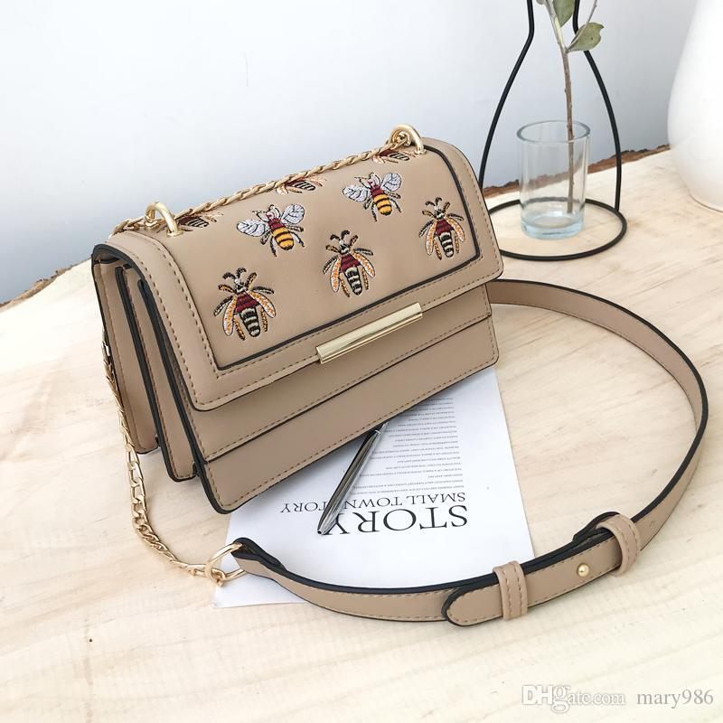 9c76fd104aa3 4 Chinese Style Women Handbags Chain Bag Embroidery Ethnic Summer ...