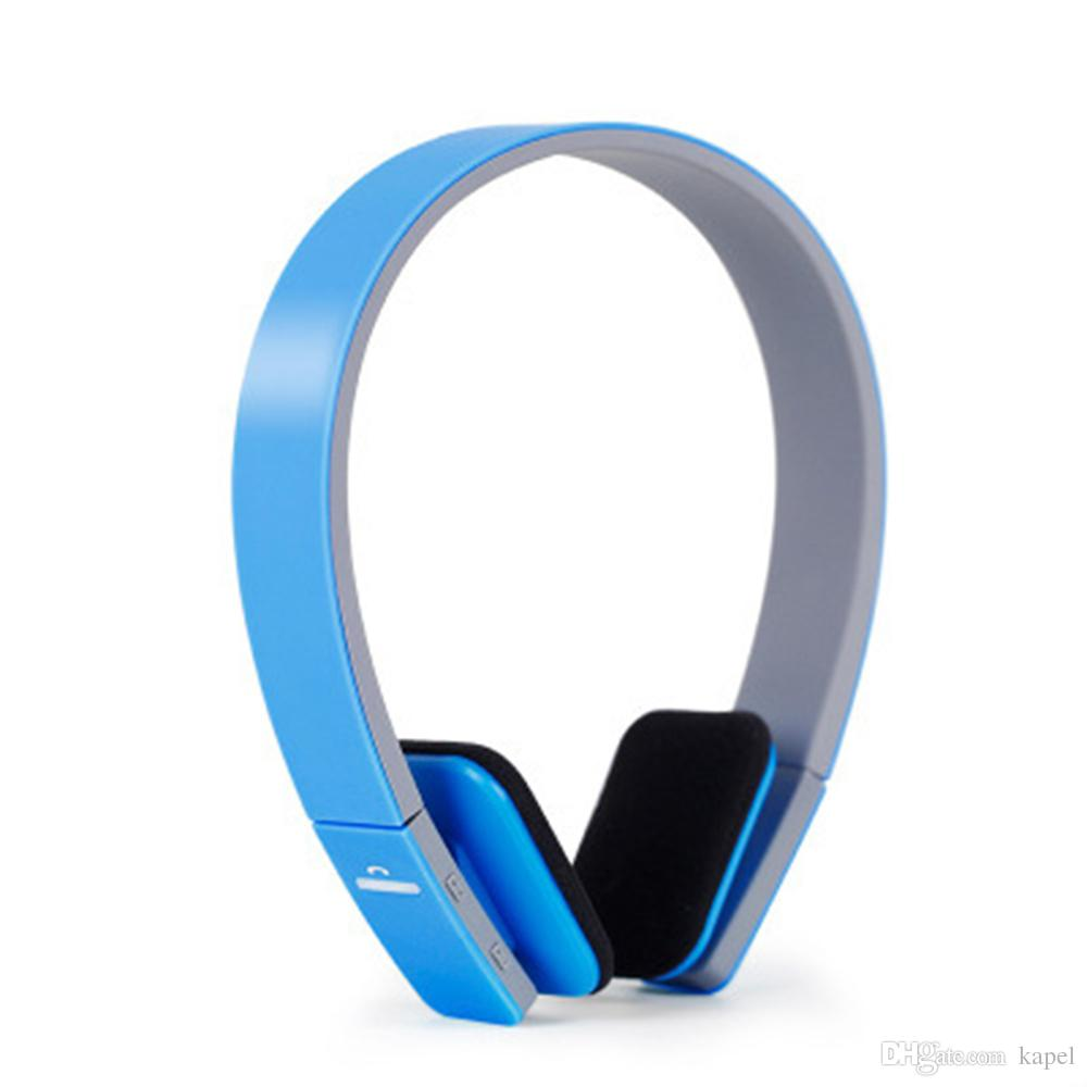 Bluetooth Headset Active Noise Cancelling Headphones Bluetooth 4 1+EDR,  Over Ear Wireless Bluetooth Headphones w/Mic for PC / Cell Phone