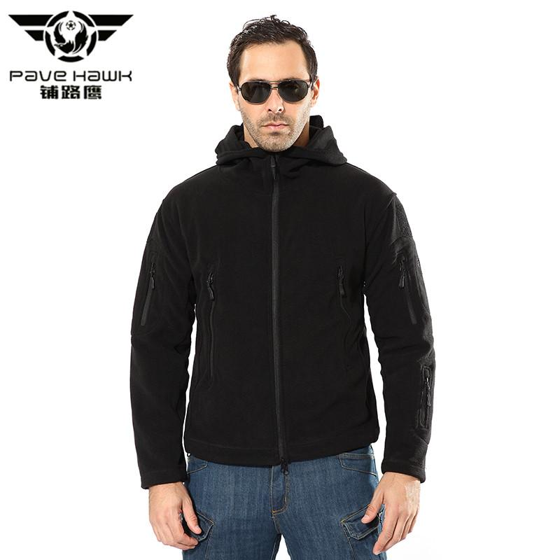 Pave Hawk For Men Soft Shell Jacket Coat Otoño Chaqueta Táctica Impermeable Hunt Chaquetas Army Windbreaker ropa