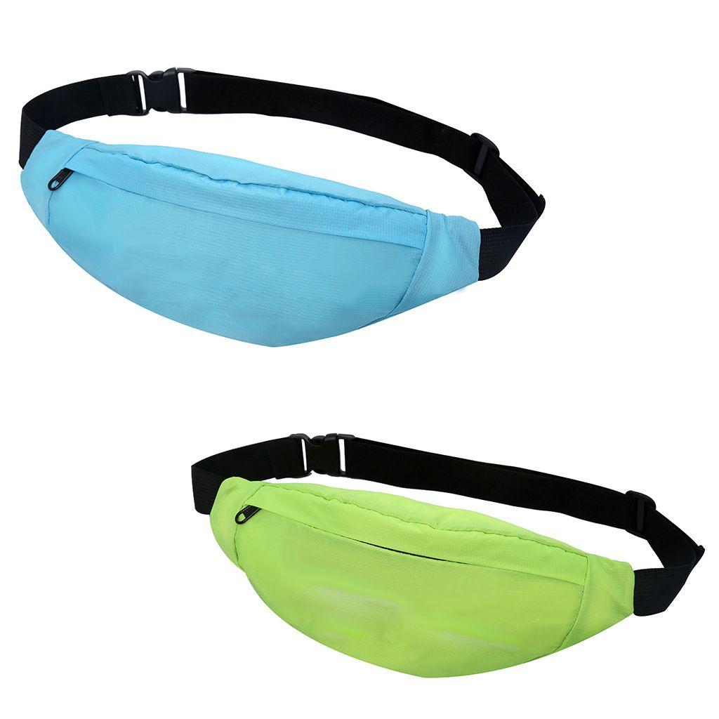 SUP Waterproof Uniex Waist Bags Sport Fanny Pocketes Shoulder Bag ... ed19db9203fa3
