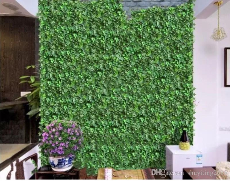 Wedding decoration 240cm Artificial Ivy Leaf Garland Plants Plastic green long Vine Fake Foliage flower for Home decor 12pcs/lot