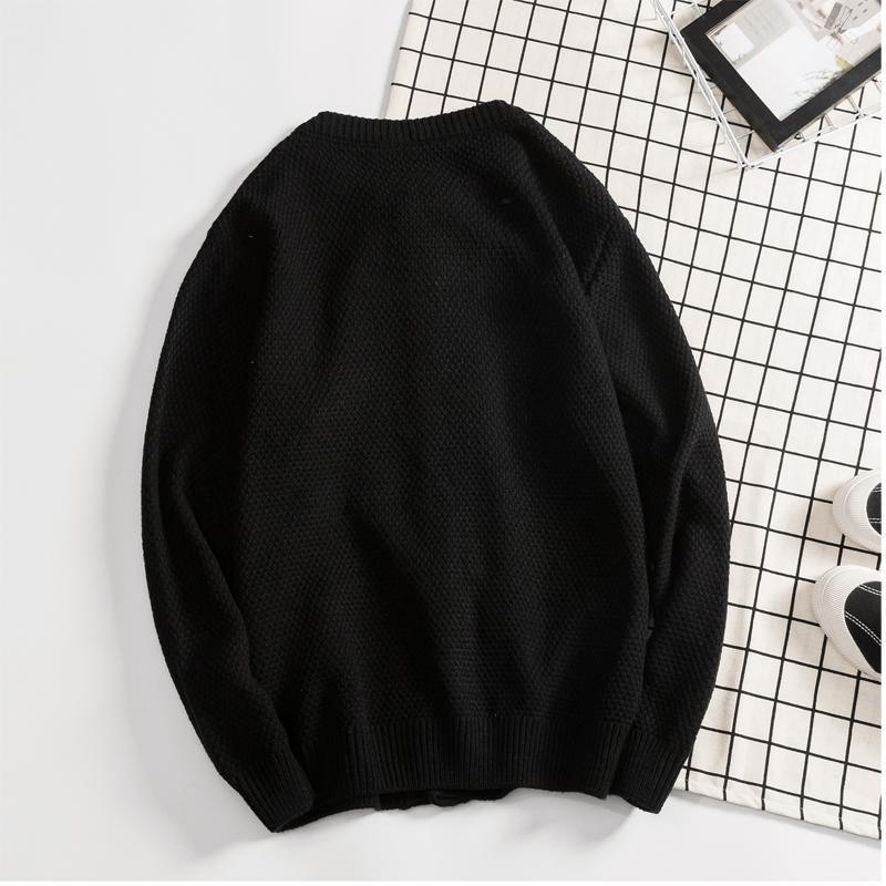 2017 nuovo autunno marca abbigliamento uomo maglione ananas ago cardigan o-collo slim fit casual pullover uomini maglioni maglia mens