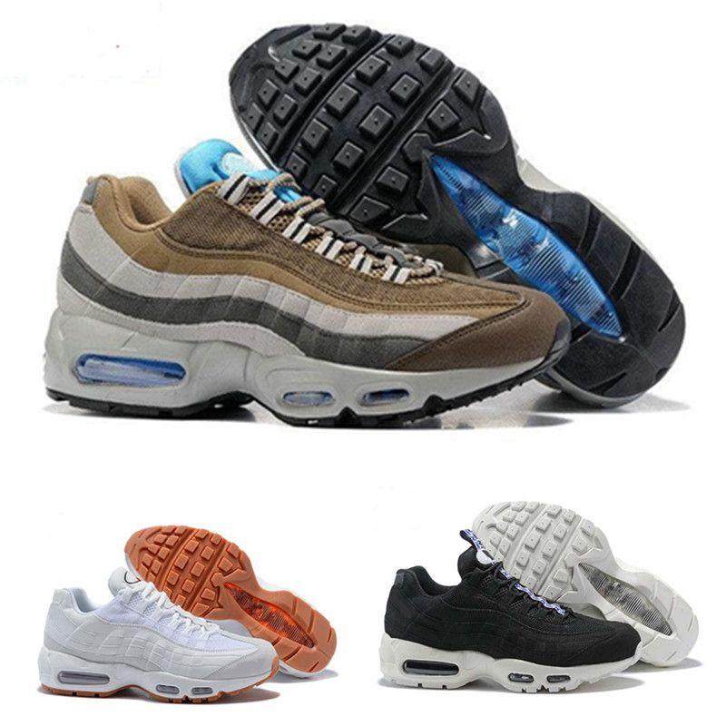 best service 537aa 417c3 Scarpe Da Running A3 Nike Air Max Nike 95 OG Vapormax Supreme Vendita Calda  Scarpe Da Corsa Sneakers OG Sneakers Stivali Authentic 95s New Walking  Sconto ...