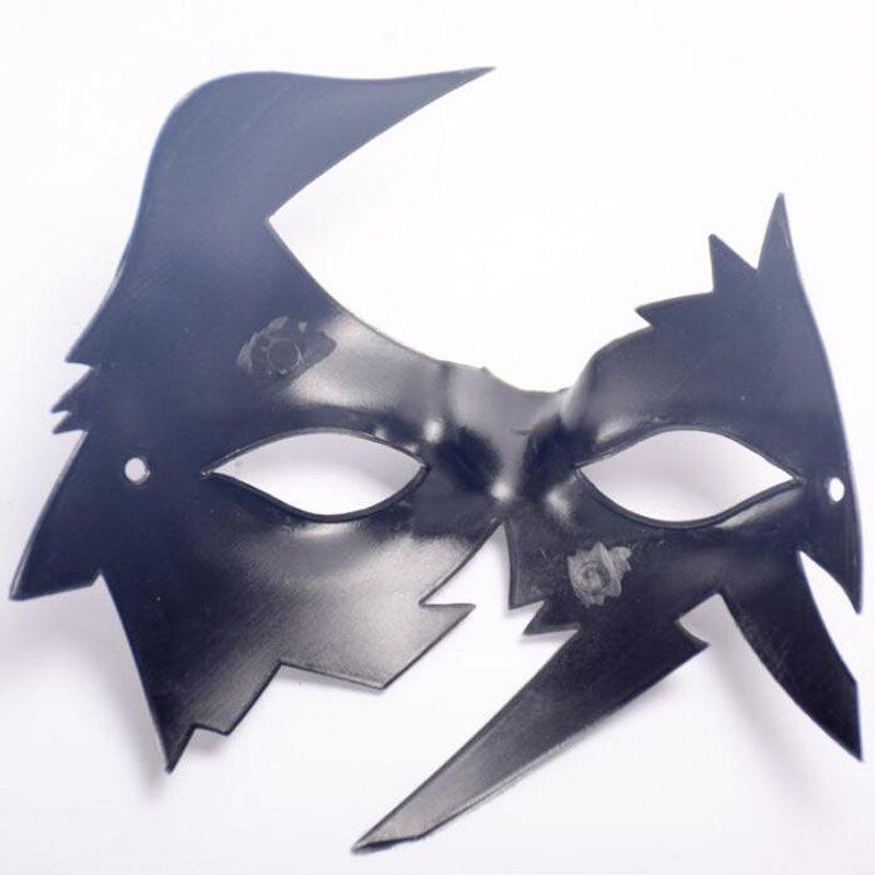 Mascarade Vintage Masque Fantaisie Mardi Gras Enfants Fête Demi Masques Musical Prom Props Hommes Masque Frais ZA6103