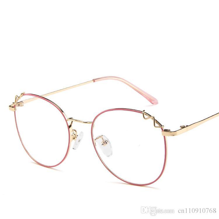 e5bb4f80885 2019 Most Trending Antique Eyewear Frames Lunette De Soleil Glasses  Personality Stylish Charm Women CE FDA VA36 Www. BOTERN.