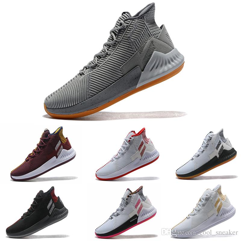 newest collection 6075c a0897 Acquista Adidas Cool DERRICK ROSE S D ROSE 9 Uomo Scarpe Da Basket All Star  Basketball Sneakers Taglia 7 11.5Dimensioni US5.5 11 A  96.25 Dal  Cool sneaker ...